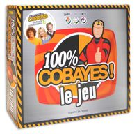 Cover of « 100 % Cobayes : le jeu »