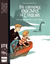 Cover of « Le monstre du Loch Ness »