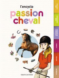 Couverture «Passion cheval – L'encyclo»