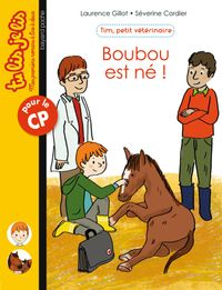 Cover of « Boubou est né »
