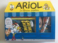 Couverture «Ariol – Coffret La librairie-papeterie Chez Begossian»