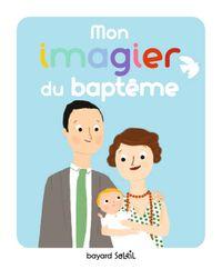 Cover of «Mon imagier du baptême»