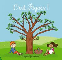 Cover of «C'est Pâques !»