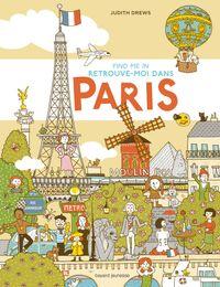 Couverture «Retrouve-moi dans Paris»