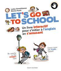 Couverture «Let's go to school»