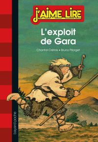 Cover of « L'exploit de Gara »