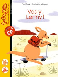 Cover of « Vas-y, Lenny ! »