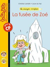 Couverture «La fusée de Zoé»