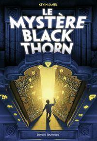 Couverture «Le mystère Blackthorn»