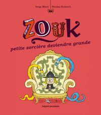 Cover of «Petite sorcière deviendra grande»