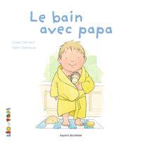 Couverture «Léo et Popi – Le bain avec papa»