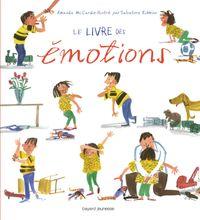 Couverture «Le livre des émotions»