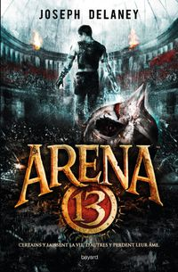 Couverture « Arena 13 »