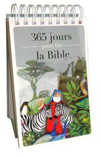 Couverture «365 jours pour lire la Bible»