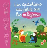 Couverture «Les questions des petits sur les religions»