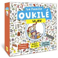 Cover of «JEU OUKILÉ  Le jeu»