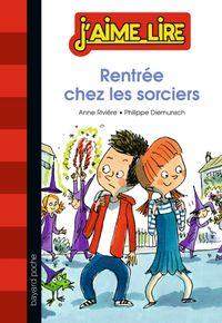 Cover of «Rentrée chez les sorciers»