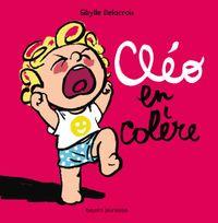 Cover of «Cléo en colère»