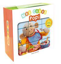 Couverture «Mes cubes Popi»