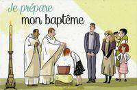 Couverture «Je prépare mon baptême»
