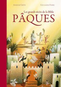 Couverture «Les grands récits de la Bible – Pâques»