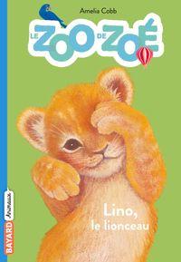 Couverture «Lino, le lionceau»