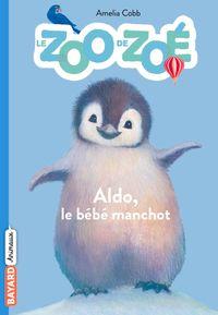 Couverture «Aldo, le bébé manchot»