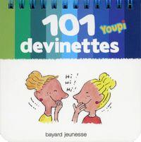 Couverture «101 devinettes»