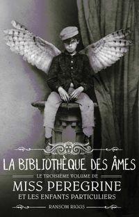 Couverture «La bibilothèque des âmes»