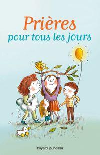 Cover of «Prières pour tous les jours»