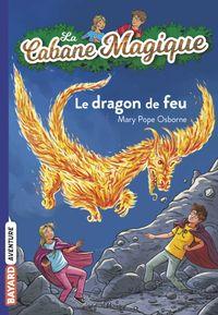 Couverture «Le dragon de feu»