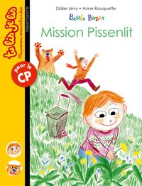 Couverture « Mission pissenlit »