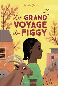 Couverture «Le grand voyage de Figgy»