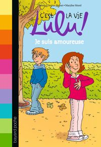 Cover of «Je suis amoureuse»
