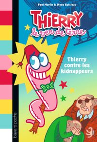 Cover of « Thierry contre les kidnappeurs »
