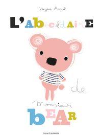 Couverture «L'abécédaire de monsieur Bear»