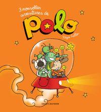 Cover of «3 nouvelles aventures de Polo»