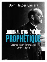 Couverture «Journal d'un évêque prophétique»
