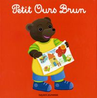 Cover of « Ma boîte de stickers de Petit Ours Brun »
