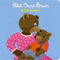 Couverture «Petit Ours Brun et les bisous»