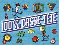 Cover of « 100 % casse-tête »