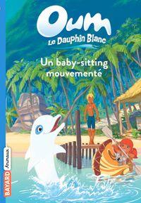 Couverture «Un baby-sitting mouvementé»