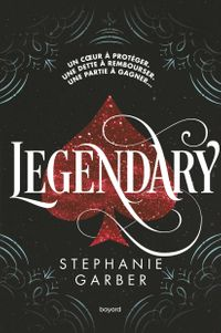 Couverture « Legendary »