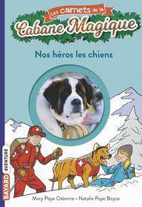 Couverture «Nos héros les chiens»