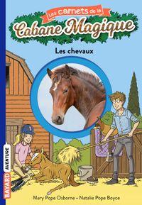 Couverture «Les chevaux»