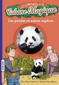 Couverture «Les pandas»