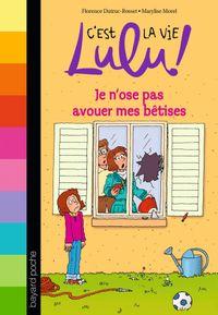 Cover of «Je n'ose pas avouer mes bêtises»