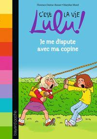 Cover of «Je me dispute avec ma copine»