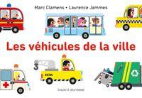 Couverture «Les véhicules de la ville»