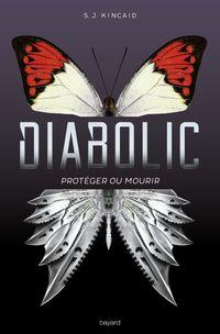Couverture «Diabolic»